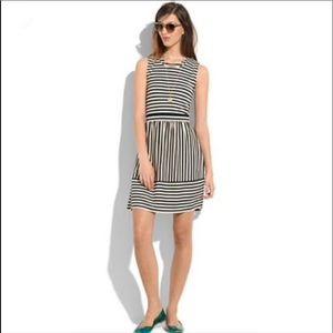 Madewell~ Large, Striped Dress